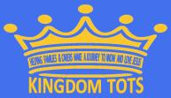 Kingdom Tots blue